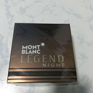 Mont Blanc Legend Night 50ml