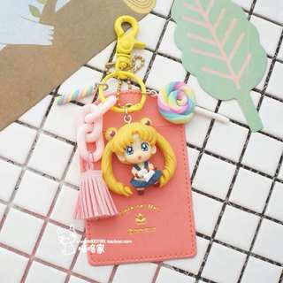 Sailor moon cardholder