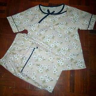 Pyjamas cotton