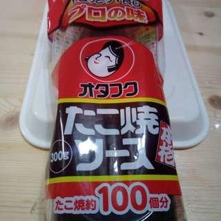 🚚 日本多福章魚燒調味醬(300g)