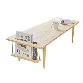 NEW! Natural Signature SWING coffee table