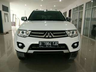 Mitsubishi Pajero S.Exceed Dsl AT 2013