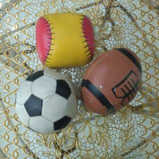 A07 - 3 in 1 balls for kids