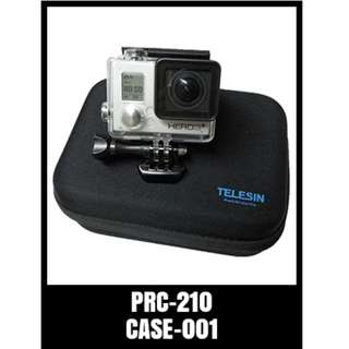 GP GOPRO STORAGE CASE (MIDDLE) PRC-210