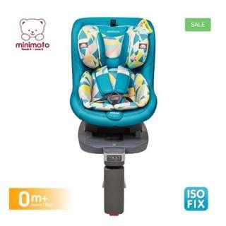 Minimoto ISOFIX car seat 初生安全汽車座椅