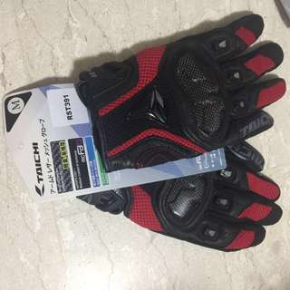 (Free postage) RS taichi glove for motorcycle