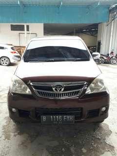 Toyota Avanza G 1.3 MT 2009