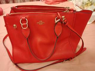 More Reduced! Coach Handbag Nego to Let go!