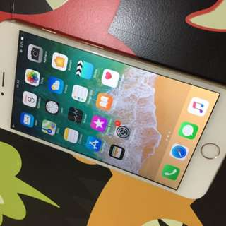 I PHONE 6+ gold 16gb FULLSET