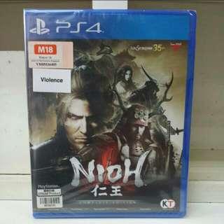 PS4 Nioh Complete Edition R3