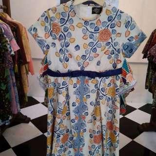 Dress BATIK TULIS New