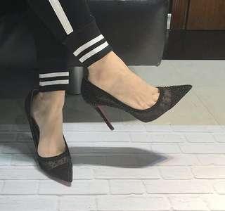Loubutin heels 11cm