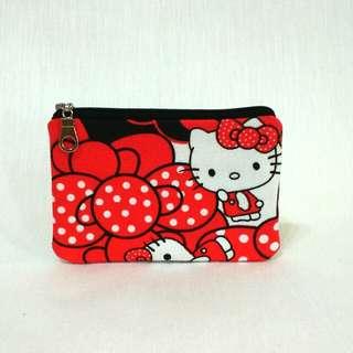 Handmade Hello Kitty Pouch