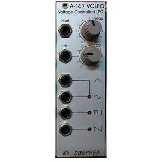 Eurorack Modular Synth - Doepfer A-147 VCLFO
