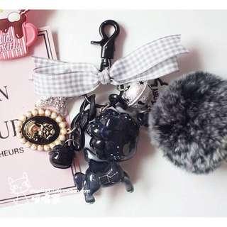 Tokidoki Unicorno handmade keychain