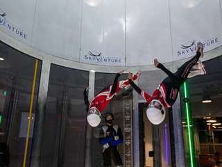 iFly Singapore Indoor Skydiving Pass