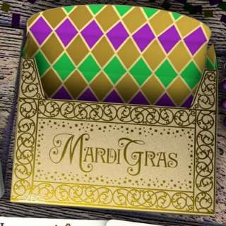Mardi Gras Playing Cards by Dave Edgerly — Kickstarter 1396/1850