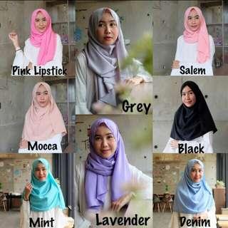 pashmina jilbab/hijab/kerudung