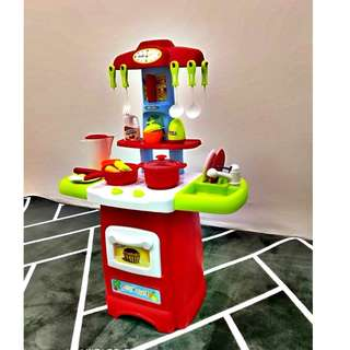 TODDLE COOKING SET
