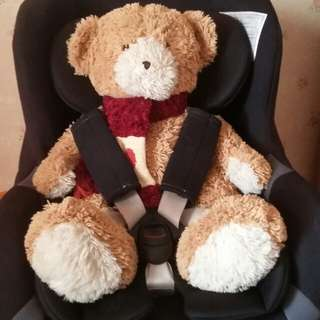 Safety baby seat