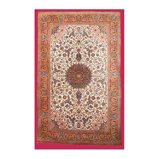 SAMEYEH LOT NO 16185 ISFAHAN FROM C. PERSIA 163 X 105 CM