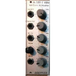 Eurorack Modular Synth - Doepfer A-189-1 Voltage Controlled Bit Modifier / Bit Cruncher