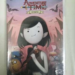 Cartoon Network: Adventure Time - Stakes! Miniseries