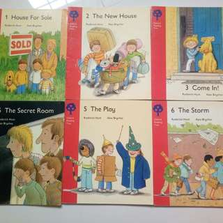 Oxford Reading Tree books Set