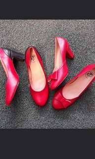 Brand new red shoes bundle