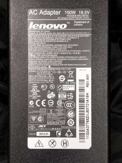 Lenovo 150W Charger