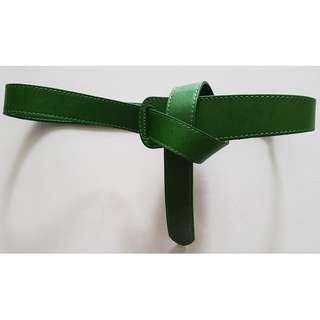 Free-style Obi leather belt (free normal postage) by Marni