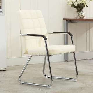 White Office Chair Furniture
