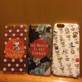 IPhone 6s Snoopy 手機殼