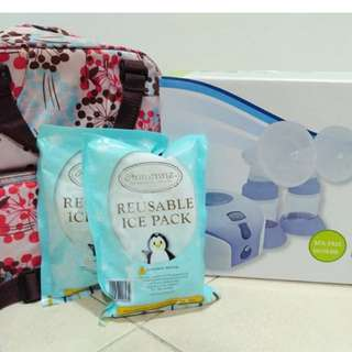 Rumble Tuff Breast Pump Duo