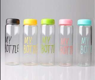 My Bottle @17 ribuu aja