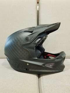TLD D3 Carbon - Matt Black - XL size
