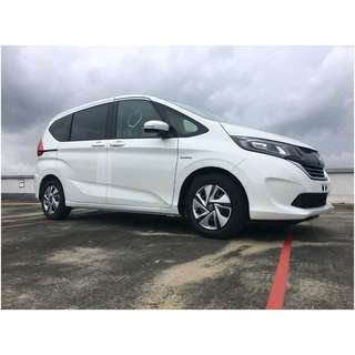 Honda Freed Hybrid 1.5 Auto