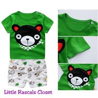 Bear 2pcs Set