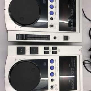 Pioneer CDJ100 (Pair)