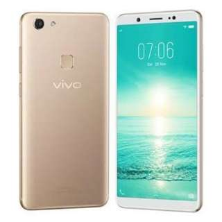 Vivo V7 Gold 1 month old but used for only 3 days.