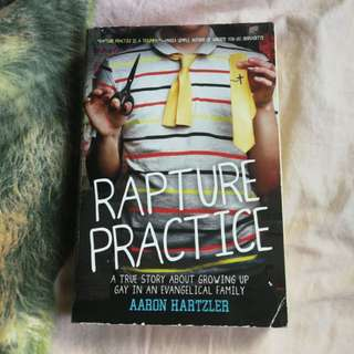 The Rapture Practice