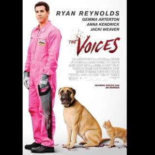 [Rent-A-Movie] THE VOICES (2014)