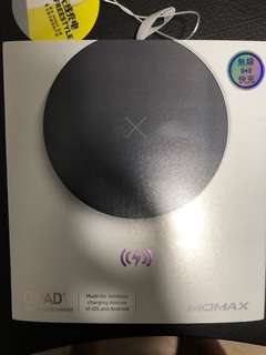 MOMAX Q.PAD X WIRELESS CHARGER