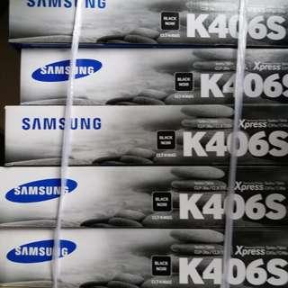 全新Samsung CLT-K406S