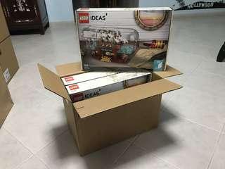 <DEREK> Lego Ship in a Bottle 21313