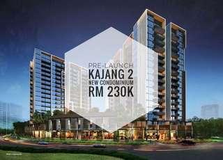 PRE-LAUNCH Kajang 2 Luxury Condo