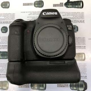 Canon 6D with grip