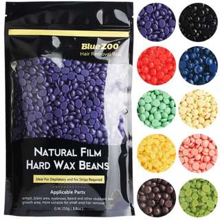 DIY Natural Hard Wax Bean & Warmer Bundle