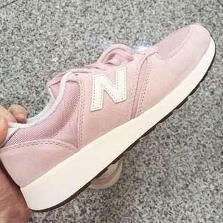 New Balance Pink Keds Lifestyle Mode De Vie