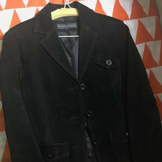 Leather Jacket Banana Republic